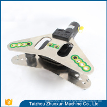 Skillful Manufacture Hydraulic Tools Nr803E-2 Cnc Metal Turret Busbar Processing Machine