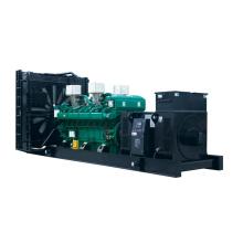 Générateur diesel alimenté par Yuchai 50kVA-3000kVA
