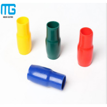 V -8 series Soft PVC material Terminal insulation cap ,Insulation tube with a variety of colors