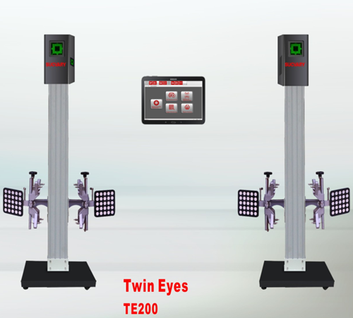 No Calibration 3D Wheel Aligner Machine