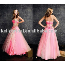 Vestidos de festa rosa para mulheres