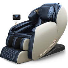 Real Relax Massage Chair Favor-06 Blue Hot Sale 2021 New Design