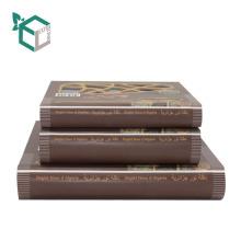 Wholesale Custom Kraft Paper Food Packaging Box