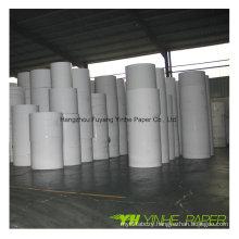 White Clay Coated Cardboard Duplex Board with Grey Back
