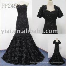 2011 новое прибытие высокого качества бесплатная доставка милая бисером платье pp2459