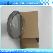 Tamiz de prueba estándar SUS 304
