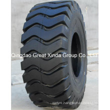 OTR Tyre with DOT, ISO, CCC L-3/E-3 for Loaders (20.5-25)