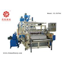 Twee lagen co-extrusie Stretch PE Film machines
