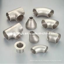 Acessórios para tubos de aço inoxidável (cotovelo)