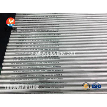 Hastelloy Tube ASME SB622 UNS N10276
