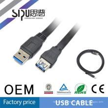 ¡ Ventas calientes! Cable de SIPUO caliente 3,0 micro usb datos cable plano con buen funcionamiento