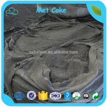 Combustível metalúrgico de coque usado em altos-fornos