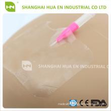 Hot sale Medical adhesive PU transparent waterproof wound dressing