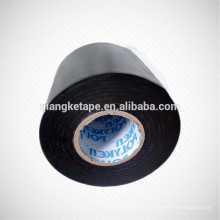 strong cohesive bond coating 3-ply adhesive inner wrap tape for pipeline rehabilitation anticorrosion underground pipe coating