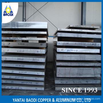 Aluminium Alloy Board 6061, 6082, 6063, 7075 in Industry Factory