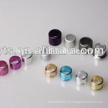 perfume de collar de aluminio