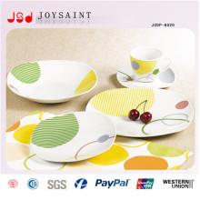 Venda quente conjunto de jantar quadrado (jsd116-s008)