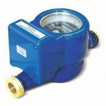 Wireless Remote Hot Water Meter