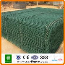 valla de construcción valla recubierta de PVC venta caliente