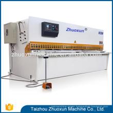 Top Steel Plate E21Nc Press Brake Bending Machine 3200 Shearing Machine