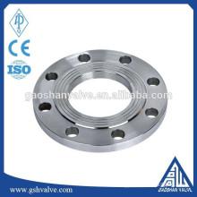 DIN standard carbon steel slip on flange
