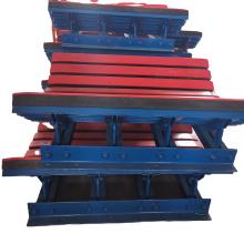 Material Handling Equipment Conveyor Parts Conveyor Impact Bar for mining crushing