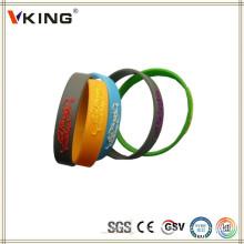 Китайские оптовые дешевые силиконовые браслеты