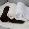 100 Cotton Good Morning White Face Towels