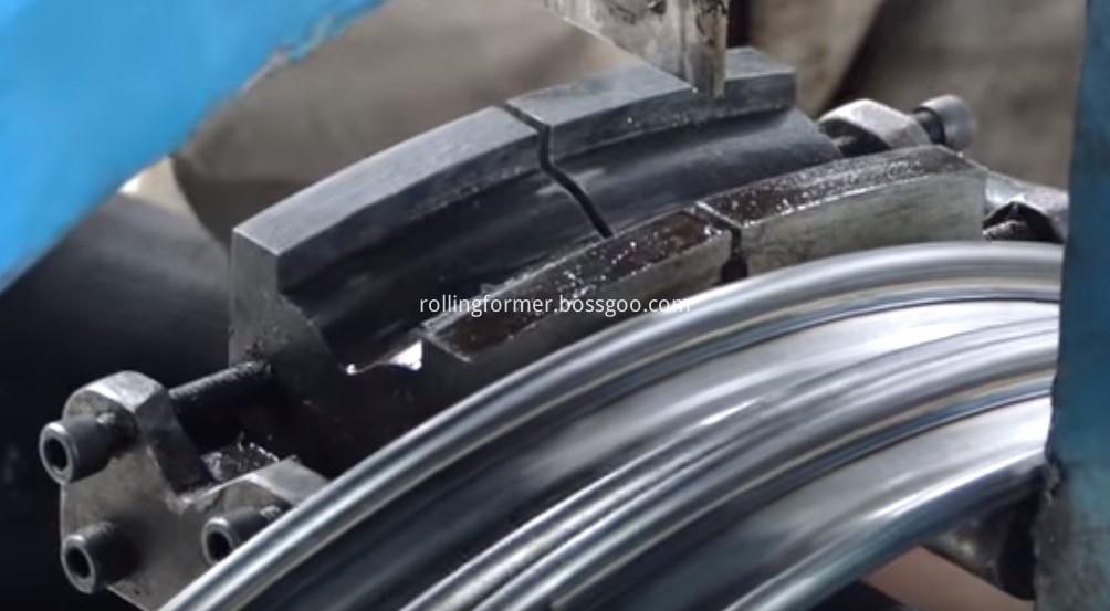 Wheel Rim Rollformers