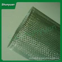 Grade de malha metálica / malha de arame quadrada / malha de arame galvanizado