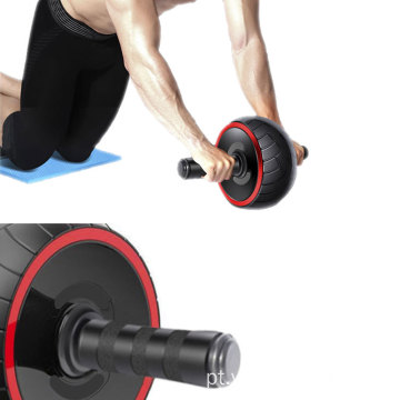 Gym Home Fitness Equipment Non-slip One Wheeled Exercise Muscle Roller Wheel