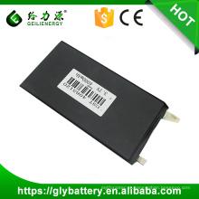 Bateria de polímero de li-ion 3.7v 4000mah