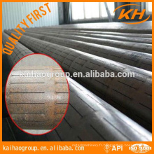 Laser Sand Control N80 Piège à fente Pipe Kaihao Chine