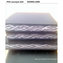 Esteiras 1600 PVC/PVF carvão mineração
