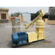 Molino de pellets de biomasa SJM-6 fabricado por Yugong Manufacturing Factory