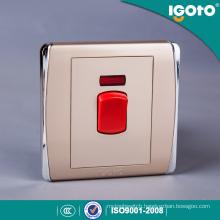 British Standard BS 1gang 45A Dp Cooker Switch Kitchen Switch