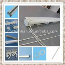 Аксессуары для римского оттенка, римская штора от лунного света B набор компонентов - блок управления, цепь занавеса, металлический кронштейн, дизайн римской занавески