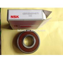 Rolamento rígido de esferas NSK 6301ddu 6305ddu 6206ddu bearing