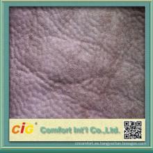 funda de sofá de tela con diseño bonito de poliéster