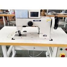 Máquina de coser ornamentales de tapicería resistente