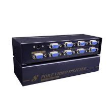 8 Anschlüsse VGA-Splitter 350MHz