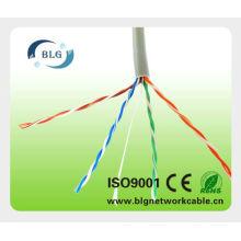 Cabo de rede BLG LSZH PVC Cat5 com melhor preço
