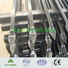 Sharp Metal Pressing Fence