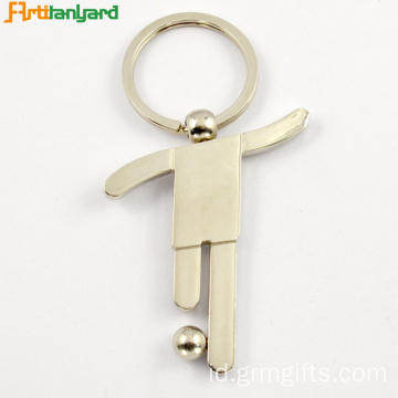 Personalised Metal Keychains Dengan Custom Design