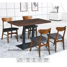 Nordeuropa Soild Holz Esstisch und Stuhl