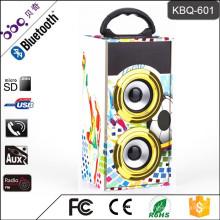 Portable, Wireless, Mini-Sonderfunktion und 2 (2,0) Kanäle Bluetooth-Lautsprecher