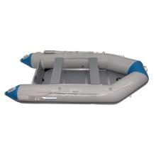 Надувная лодка алюминиевые напольные ПВХ лодка