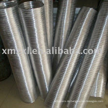 Aluminium-Schlauch
