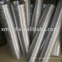 Mangueira de alumínio