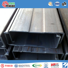 Canal en forma de U de acero al carbono / acero inoxidable / 304/316 / 316L